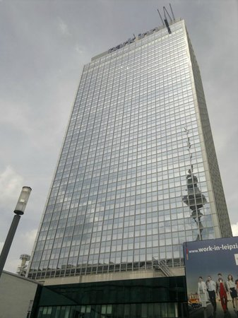 Park Inn by Radisson Berlin Alexanderplatz: Отель