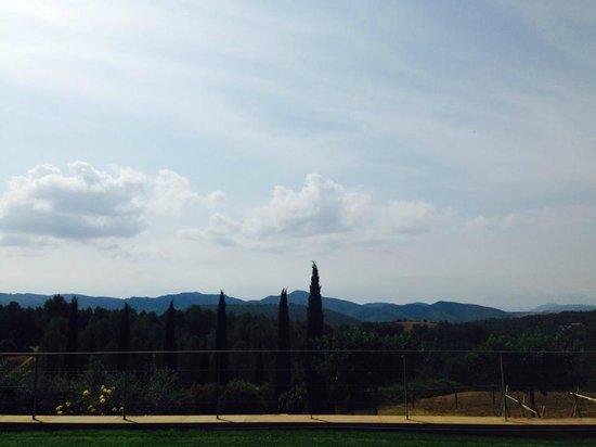 La Garriga de Castelladral: View from the Room
