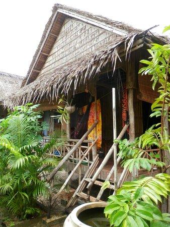 Otres Orchid : bungalow