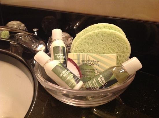 Hotel Stanford : prodotti per il bagno