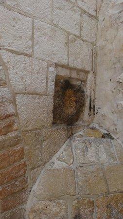Via Dolorosa (Way of the Cross): Пятая остановка скорбного пути