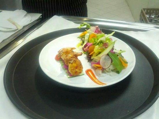 Copthorne Hotel Doha: Chef tek