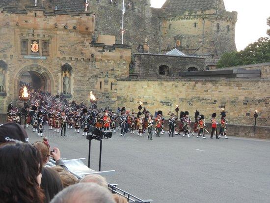 The Royal Edinburgh Military Tattoo : Royal Edinburgh Tattoo