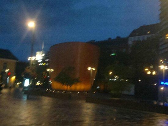 Hotelli Finn : рядом с отелем