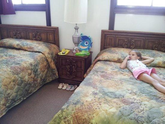 Carideon Motel: Bedroom