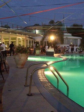 Hotel Villaggio Stromboli: Serata di gala
