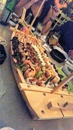 Akakiko : Sushi boat 2