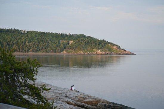 Sentier de la Pointe-de-l'Islet Trail : Paesaggio