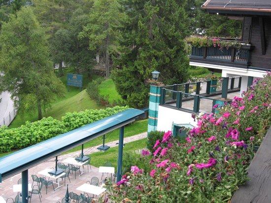 Relax & Spa Hotel Astoria: Astoria bei Regen aber auch schön
