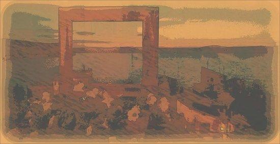 Una cartolina! - Picture of Ristorante La Terrazza Sul Lago ...
