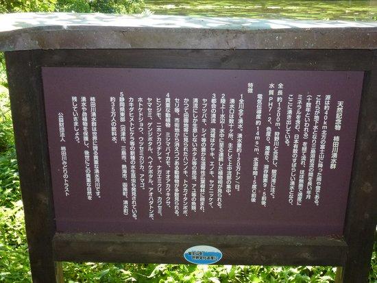 Kakitagawa Park: 看板