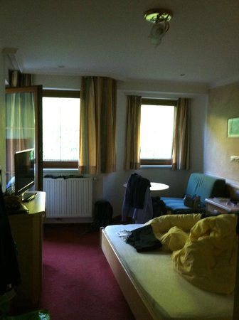 Hotel Pension Burgschrofn: camera