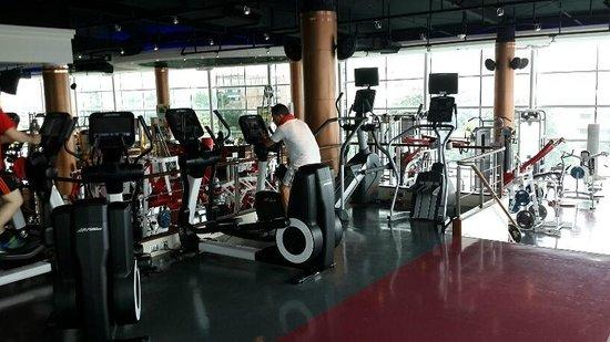 Ascott Sathorn Bangkok : Cascade gym 2