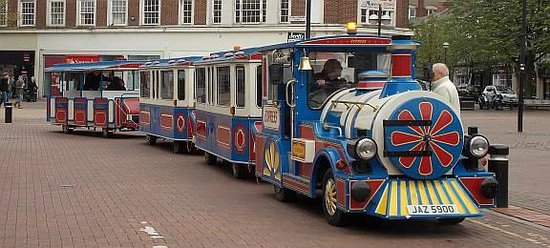 Hull's Old Town: Hull Land Train