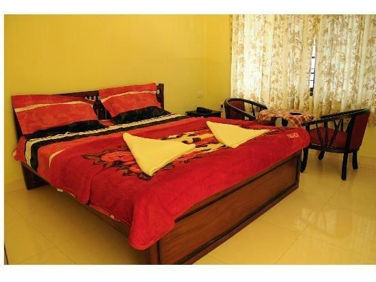 Estate Residency: bedroom