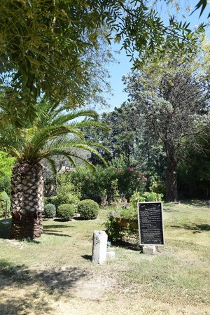 L'Auberge De L'Amandin : grounds