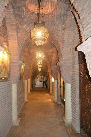 La Sultana Marrakech : L'entrée