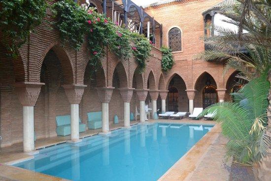 La Sultana Marrakech : Piscine