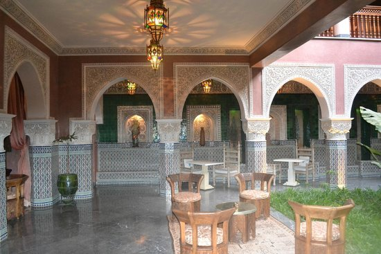 La Sultana Marrakech : Patio