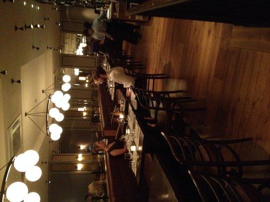 Cote Brasserie - Manchester: interior