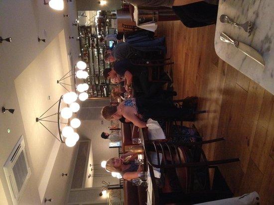 Cote Brasserie - Manchester: interior 2