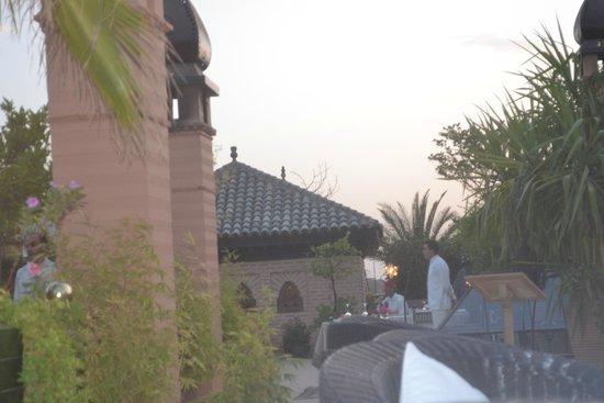 La Sultana Marrakech : Terrasse