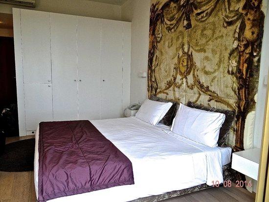 Hotel Castello Santa Vittoria: Room