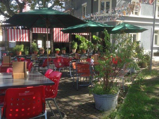 Piccolo giardino z rich restaurant bewertungen for Giardino piccolo