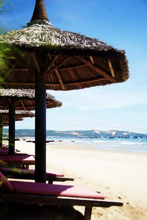 Muine Bay Resort: Owning one of the best beaches in Phan Thiet