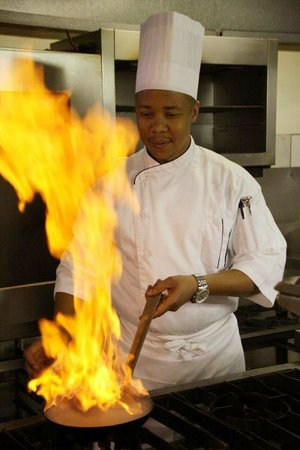 Browns of Rivonia: Chef Tshepo Lebese