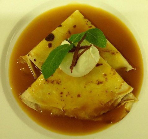 Browns of Rivonia: French Crepe Suzette
