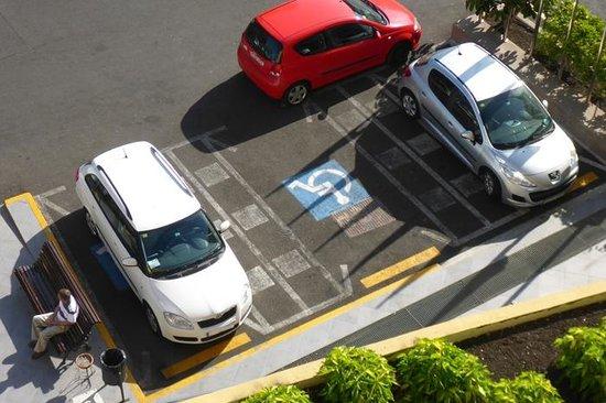 Hovima Santa Maria: places handicapées