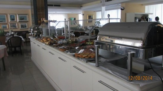 Hotel Conca Verde : Colazine buffet.