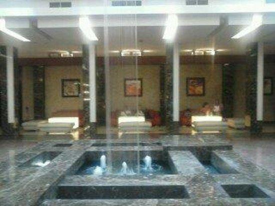 Grand Majestic Plaza: hall