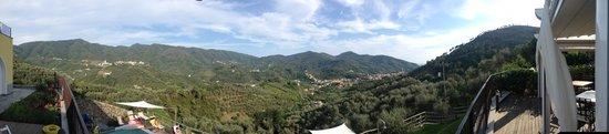 Agriturismo Costa di Faraggiana: view from Costa