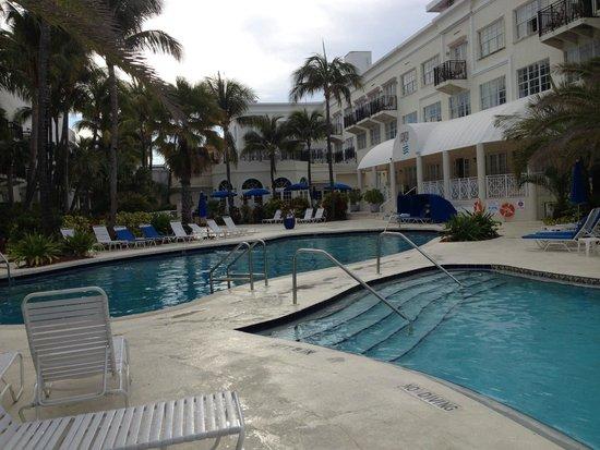The Savoy Hotel & Beach Club: Centre de l'hotel