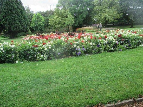 St Nicholas Park: gardens