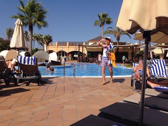 Marriott's Marbella Beach Resort: Children pool area