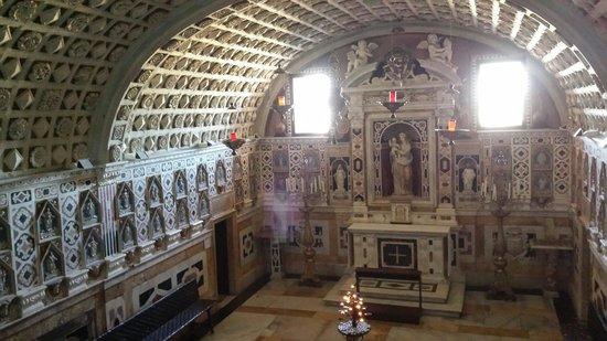 Santa Maria del Fiore: Cripta2