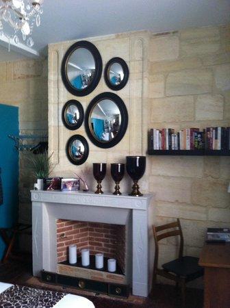 Une Chambre Chez Dupont : Interno camera Placide