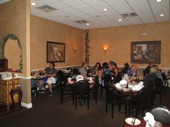 Cafe Italia Grapevine Texas Menu