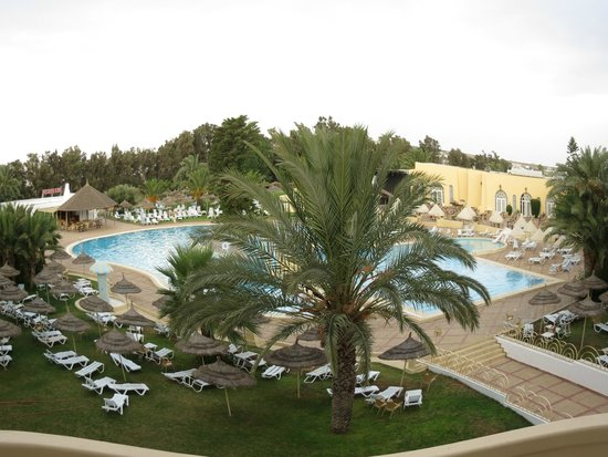 Ramada Liberty Resort Hotel : Vue depuis Chambre