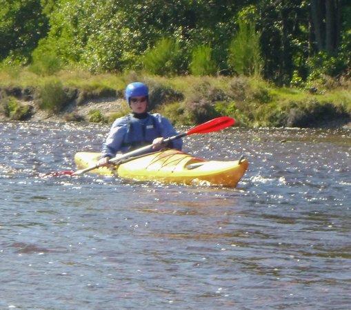 Full On Adventure: Enjoying the flow of the river