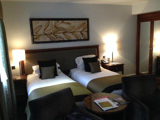 Bailbrook House Hotel: Room