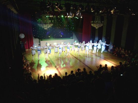 ‪Sevastopol Academic Dance Theatre of Vadim Elizarova‬