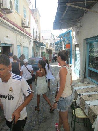 Médina de Tunis : Street view