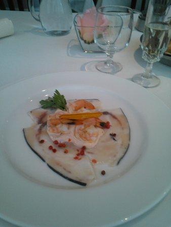 Sunset Hotel: Grazie chef