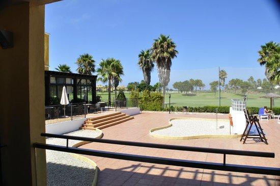 Barcelo Costa Ballena Golf & Spa: vista desde la 3003