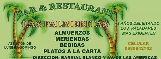 Restaurant Las Palmeritas
