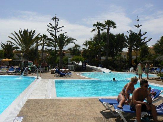 Playa Park Club: piscine
